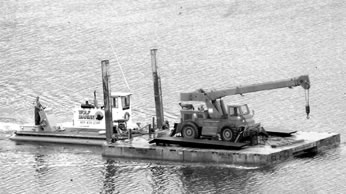 Portable Univessel Sectional Rental Barges « WIMSCO